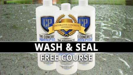 Wash & Seal – DIY