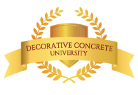 Decorative Concrete University